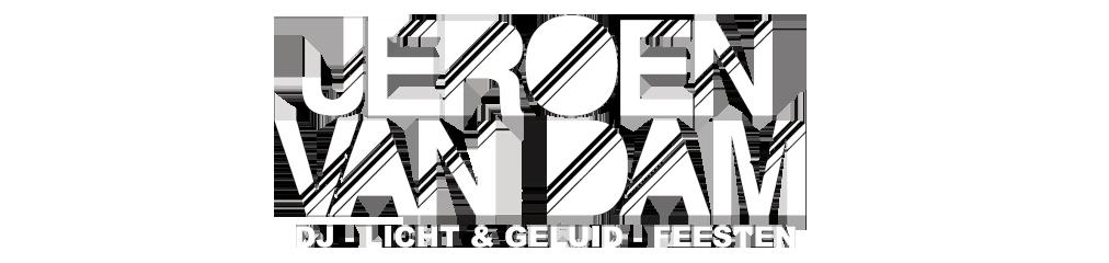 DJ Jeroen van Dam