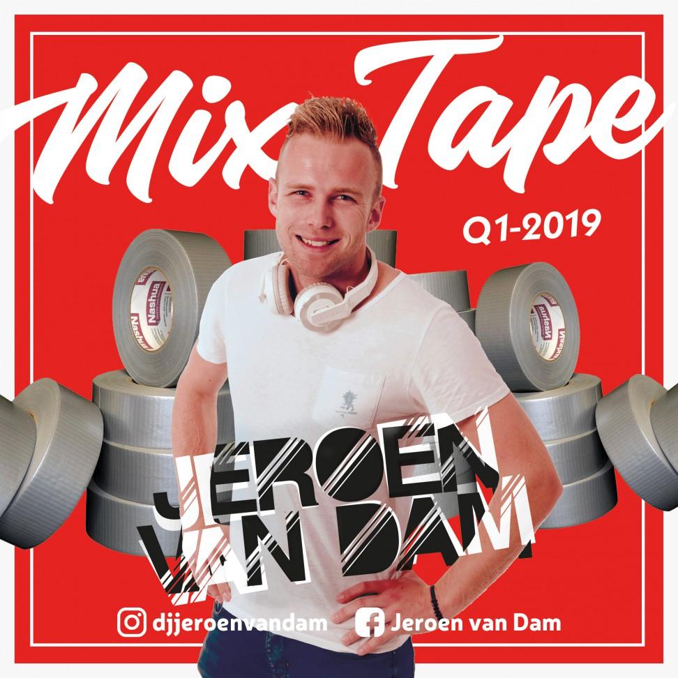 mixtape-jeroen-van-dam-q1-2019